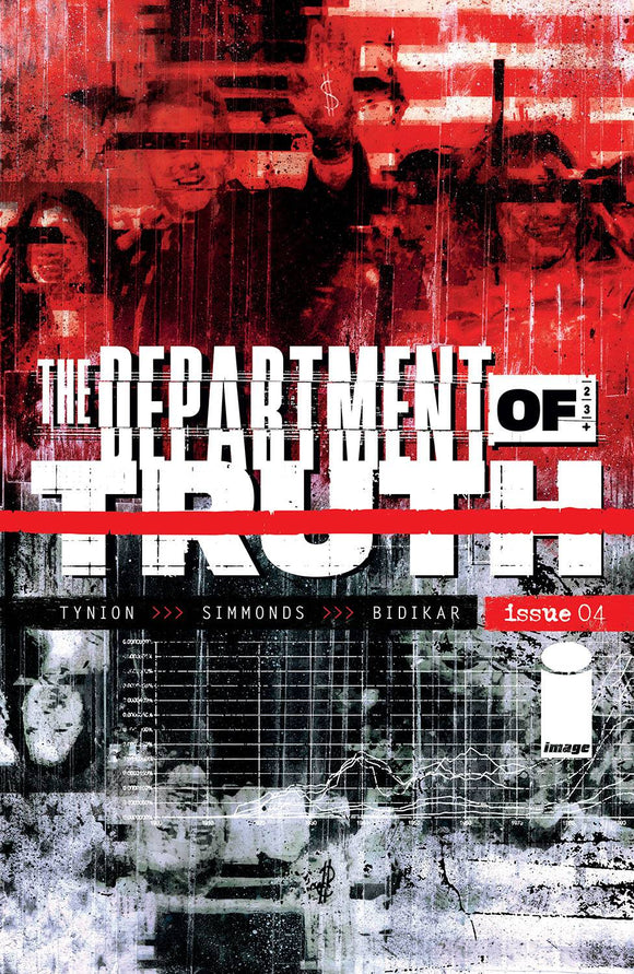 Department of Truth #4 Cvr A Simmonds - Comics
