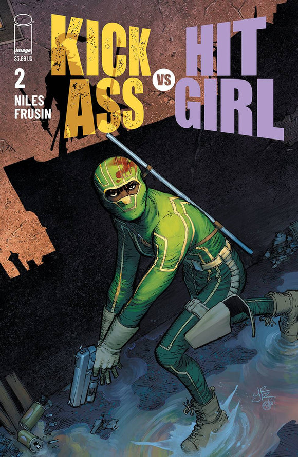Kick-Ass vs Hit-Girl #2 (of 5) Cvr A Romita Jr - Comics
