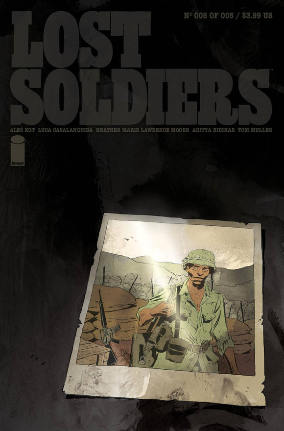 Lost Soldiers #5 (of 5) - Comics