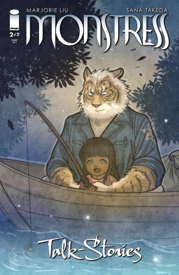 Monstress Talk-Stories #2 (of 2) - Comics