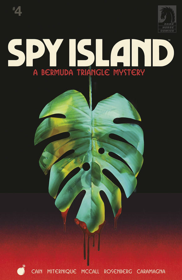 Spy Island #4 (of 4) Cvr A Miternique - Comics