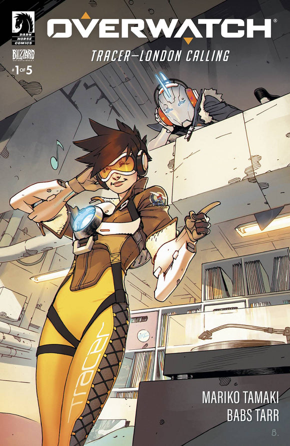 Overwatch Tracer London Calling #1 Cvr A Bengal - Comics