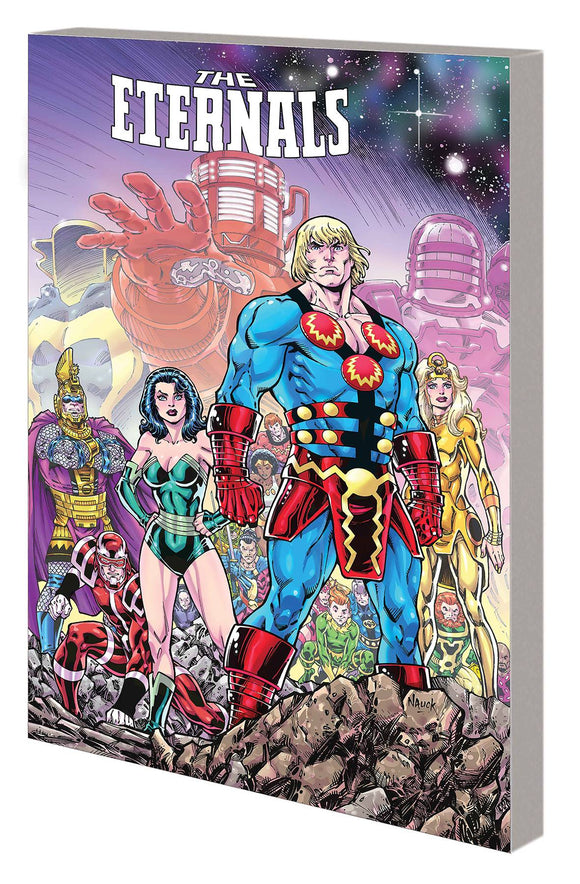 Eternals TP Cosmic Origins - Books