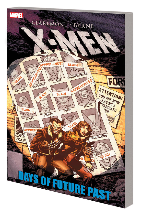 X-Men Days of Future Past TP New Ptg - Books