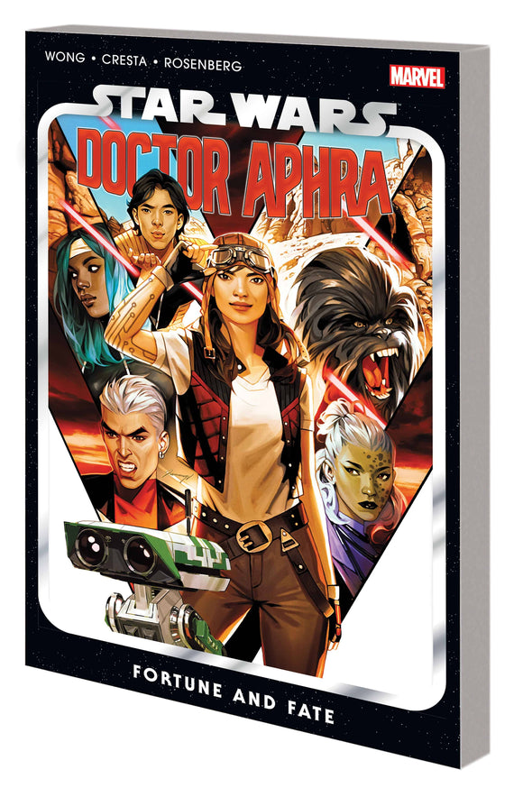 Star Wars Doctor Aphra TP Vol 01 Fortune and Fate - Books