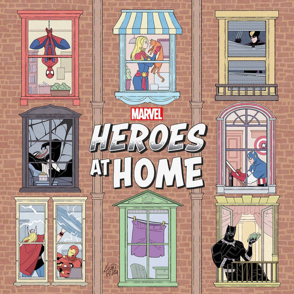 Heroes At Home #1 - Comics