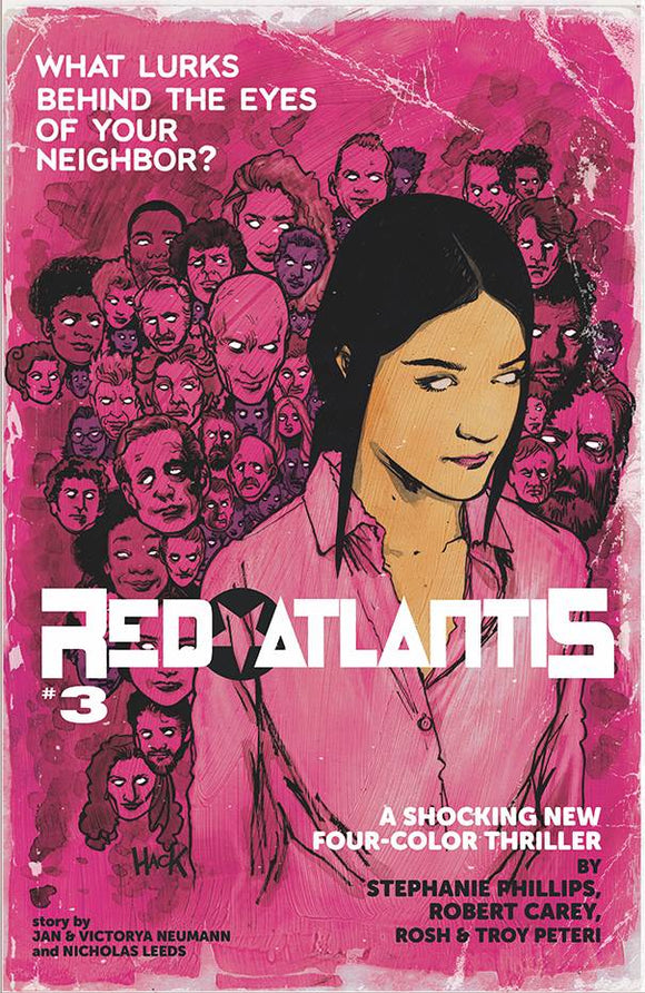 Red Atlantis #3 - Comics