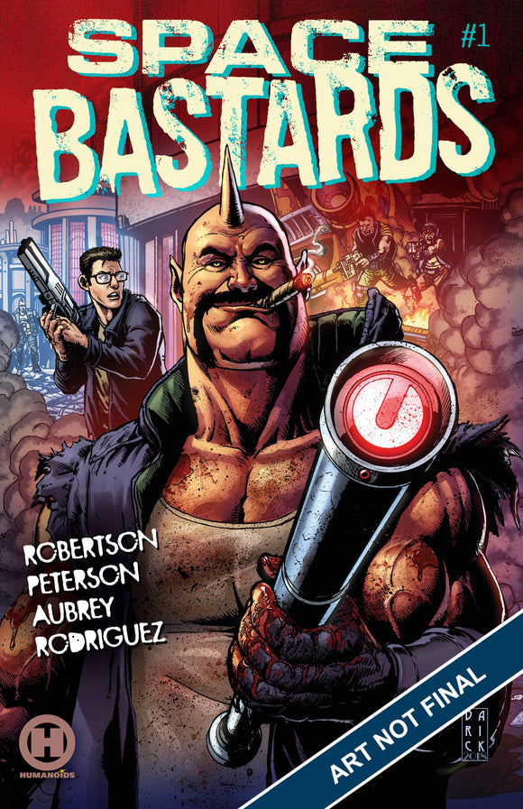 Space Bastards #1 - Comics