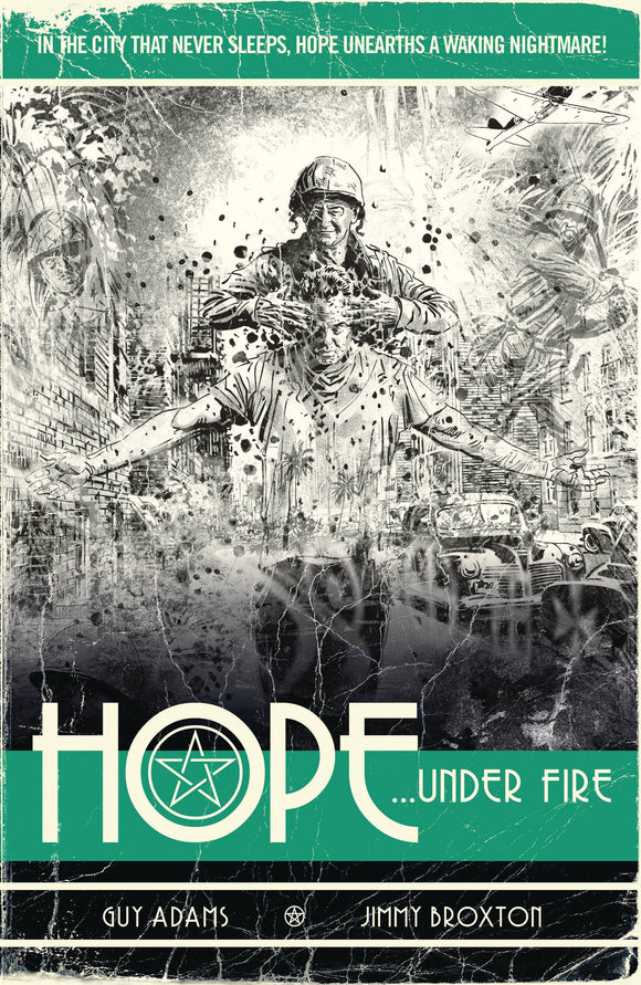 Hope TP Hope Under Fire - Books