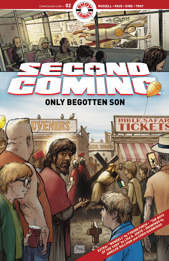 Second Coming Only Begotten Son #2 - Comics