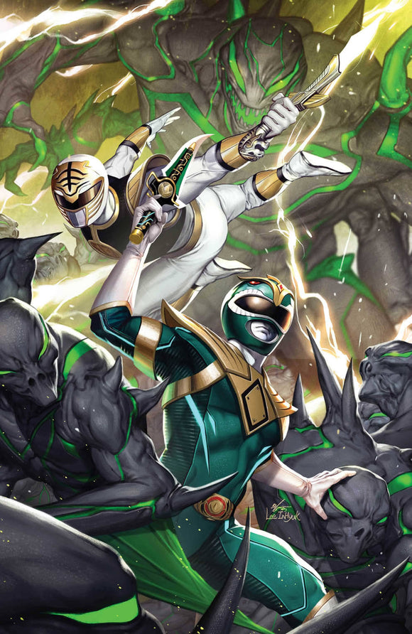 Mighty Morphin #3 Lee Variant - Comics