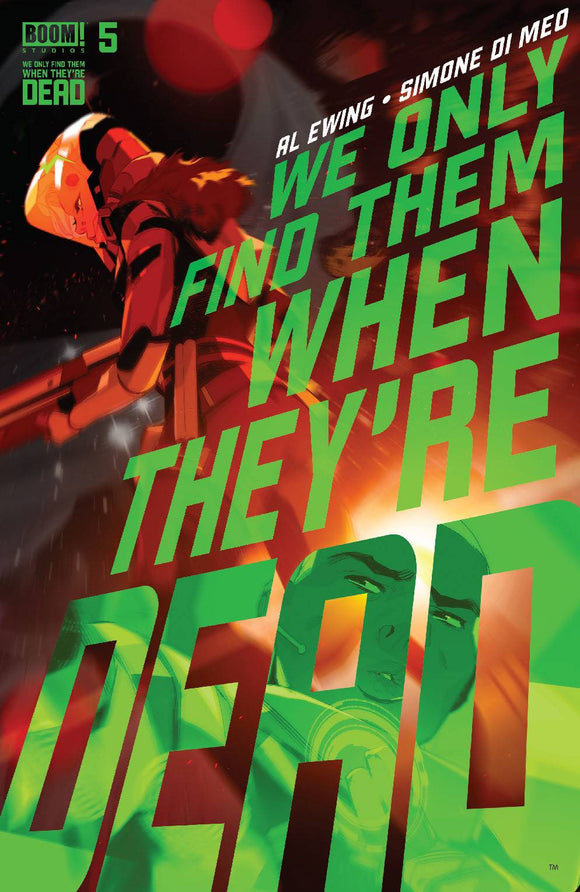 We Only Find Them When Theyre Dead #5 Cvr A Main - Comics