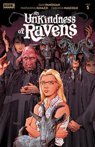 Unkindness of Ravens #5 (of 4) Cvr A Main - Comics