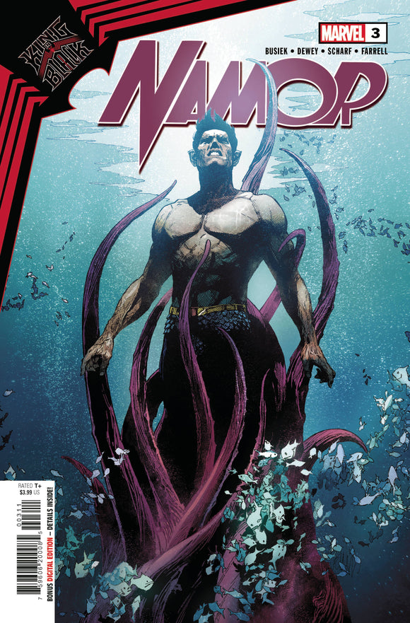 King In Black Namor #3 (of 3) - Comics