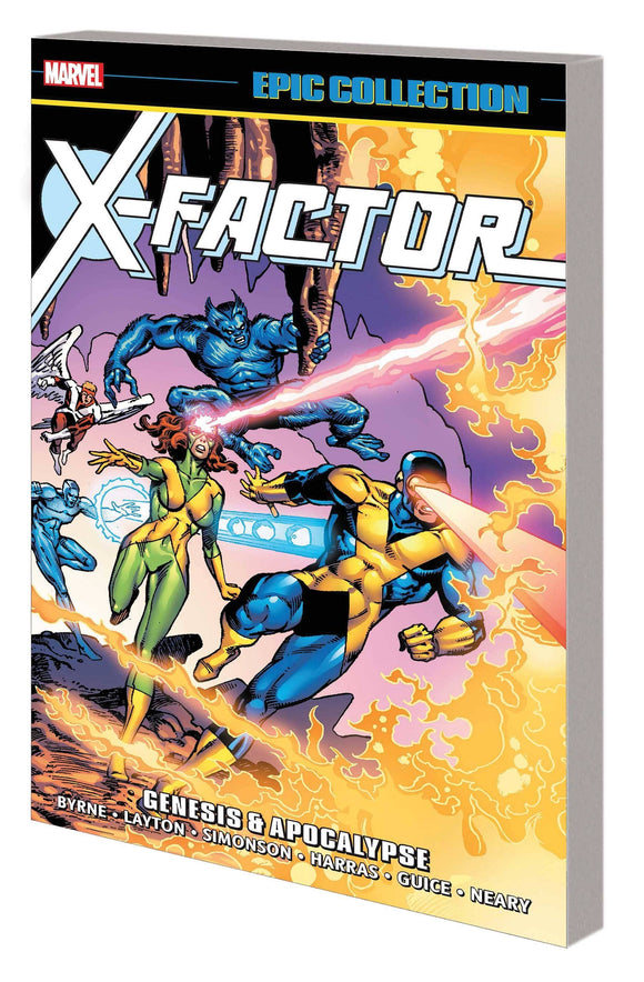X-Factor Epic Collection TP Genesis and Apocalypse New - Books