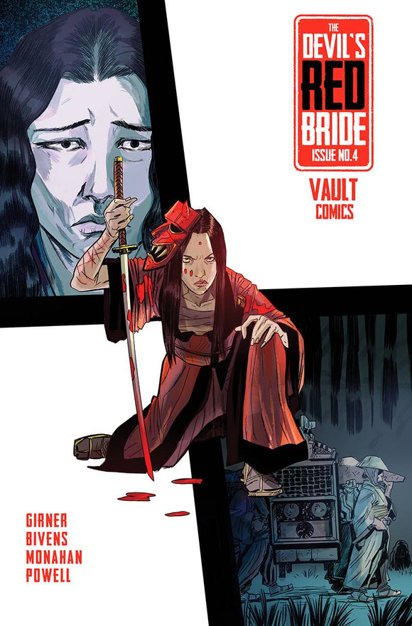 Devils Red Bride #4 Cvr A Bivens - Comics