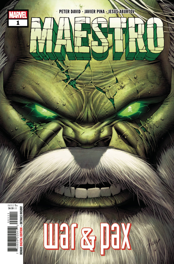 Maestro War and Pax #1 (of 5) - Comics