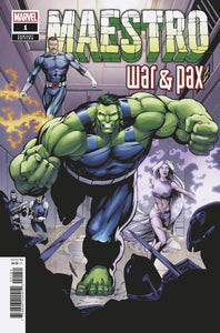 Maestro War and Pax #1 (of 5) Hidden Gem Variant - Comics