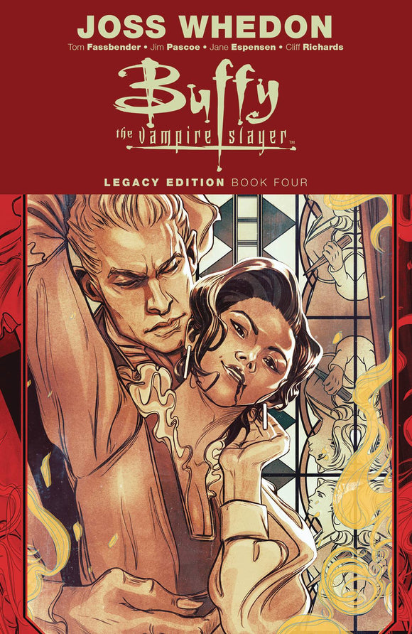 Buffy Vampire Slayer Legacy Edition TP Vol 04 - Books