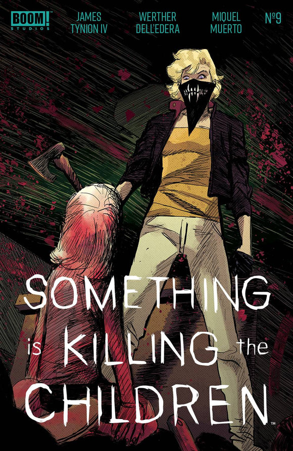 Something Is Killing The Children #9 2nd Print