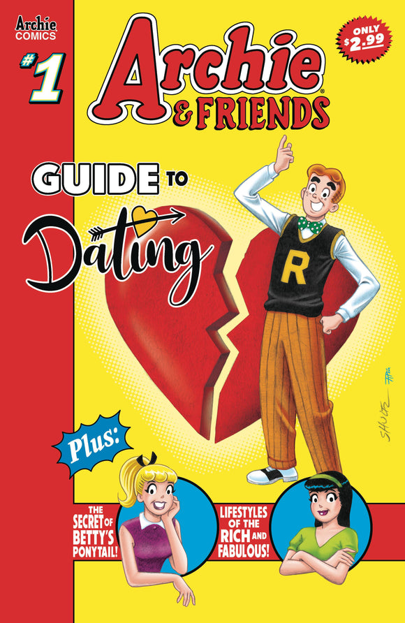 Archie & Friends Guide to Dating #1 - Comics
