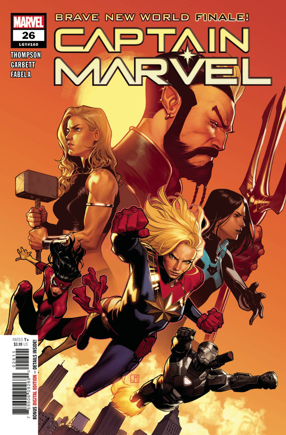 Captain Marvel #26 - Comics