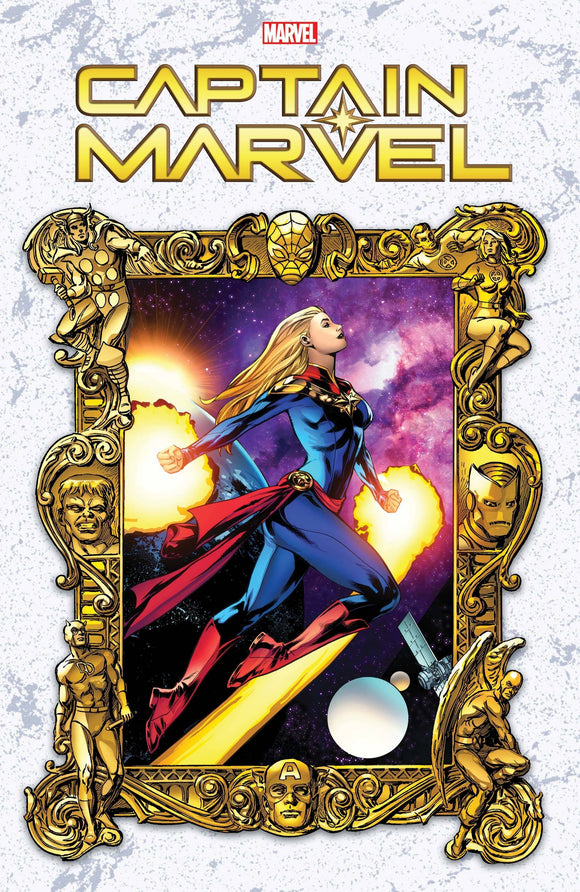 Captain Marvel #26 Lupacchino Mw Variant - Comics