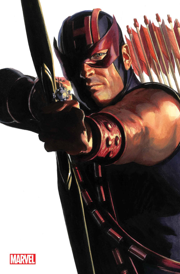Avengers #42 Alex Ross Hawkeye Timeless Virgin Variant - Comics