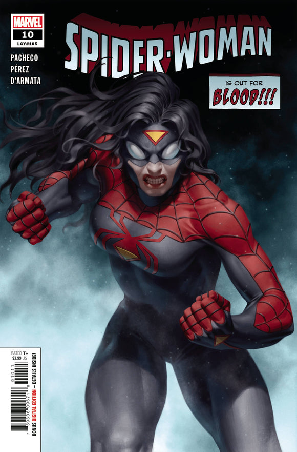 Spider-Woman #10 - Comics