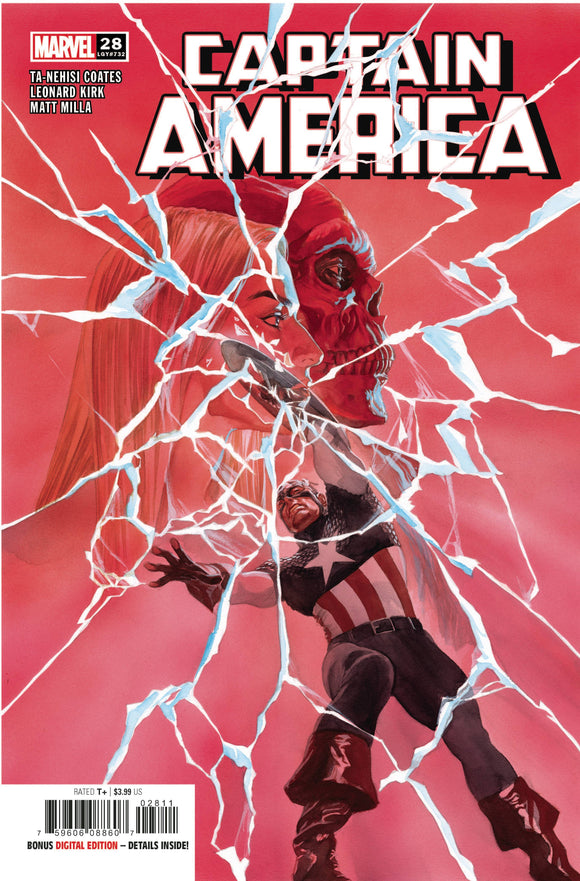 Captain America #28 - Comics