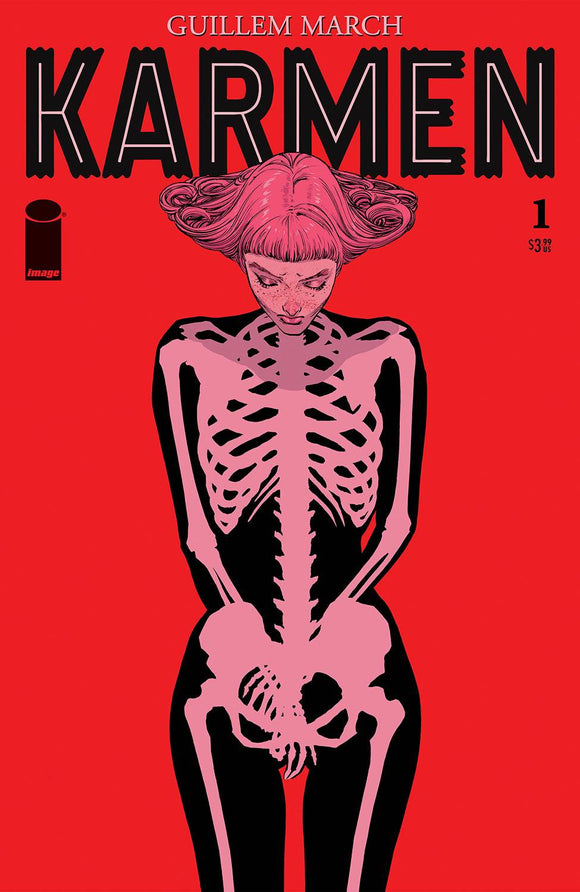 Karmen #1 Cvr A March - Comics