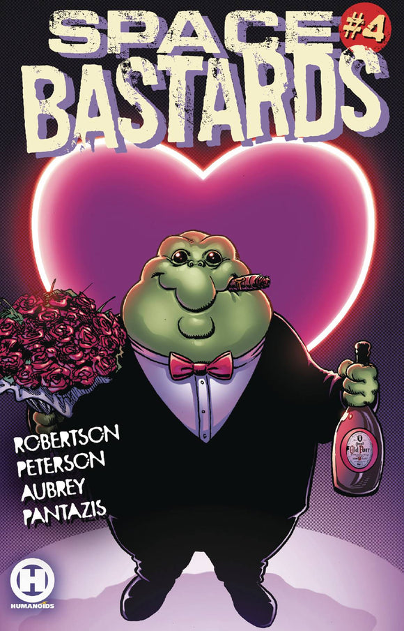 Space Bastards #4 (Mr) - Comics