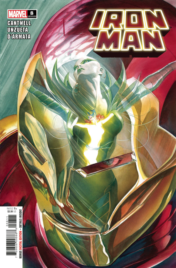 Iron Man #8 - Comics