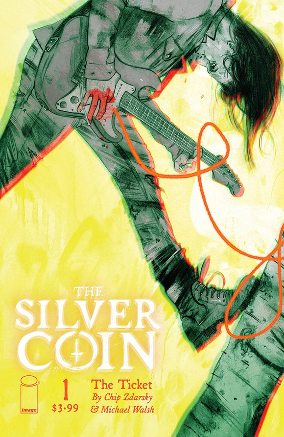 Silver Coin #1 (of 5) (1 Per Customer) Cvr B Lotay - Comics