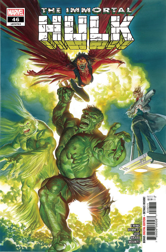 Immortal Hulk #46 - Comics
