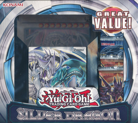 Yu Gi Oh Silver Dragon Value Box
