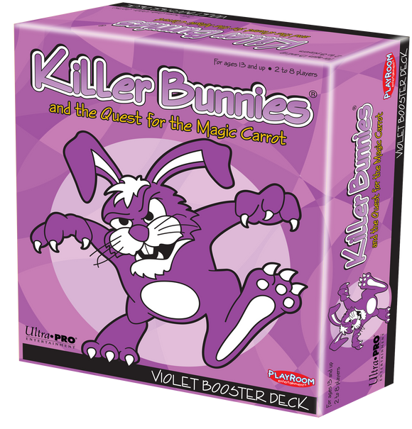 Killer Bunnies Violet Booster Exp