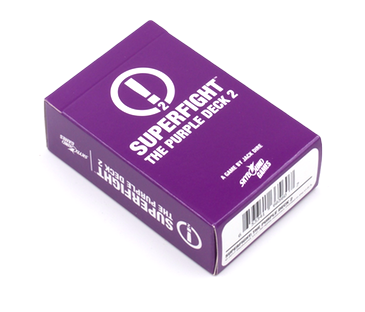 Superfight Scenario Purple 2 Deck