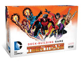Dc Deck Building Game Teen Titans