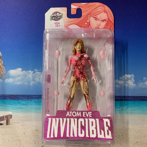 Invincible Atom Eve Skybound Exclusive Action Figure