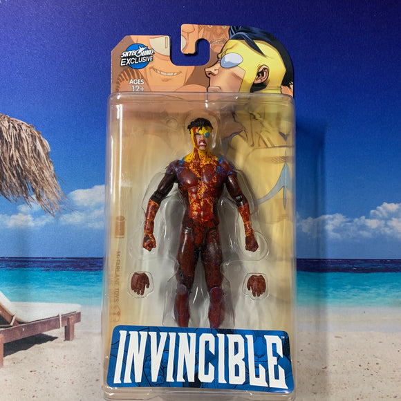 Invincible Bloody Variant Skybound Exclusive Action Figure