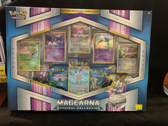 Pokemon Magearna Mythic Box Collection