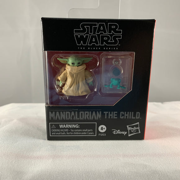 Sw Man Black Series The Child 6In Scale AF