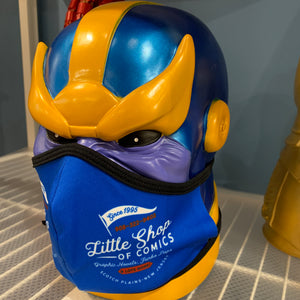 Little Shop of Comics Mask
