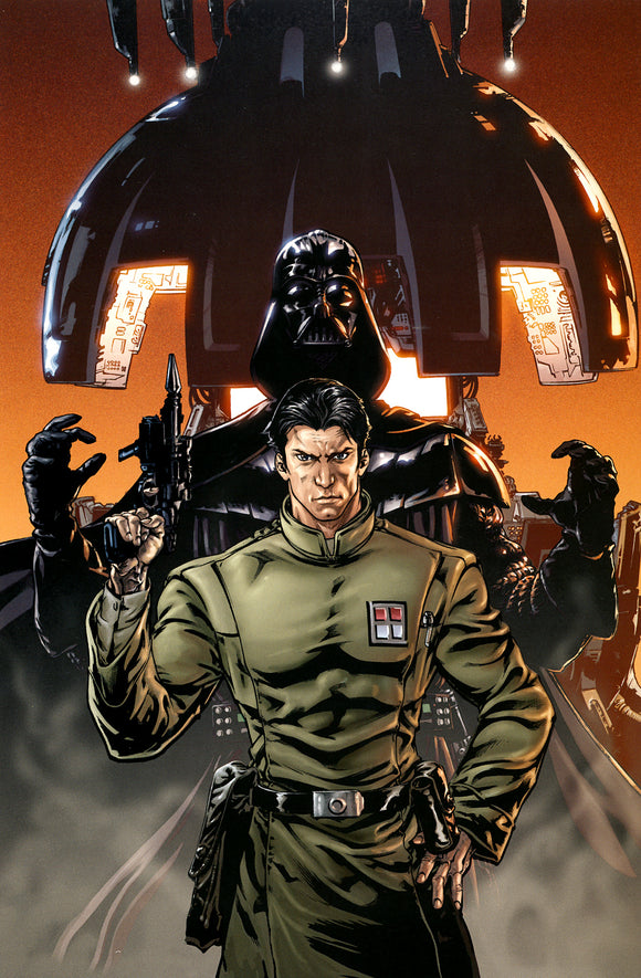 Star Wars Rebellion Tp Vol 01 My Brother My Enemy