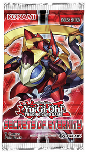 Yu Gi Oh Secrets Of Eternity Booster Pack