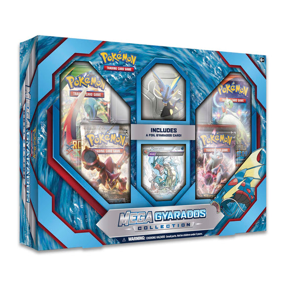 Pokemon Mega Gyarados Collection Box