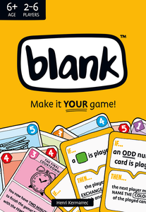 Blank Game