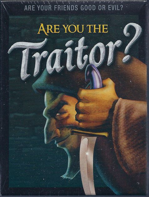 Are You The Traitor