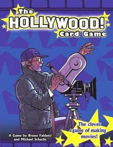 The Hollywood Card Game